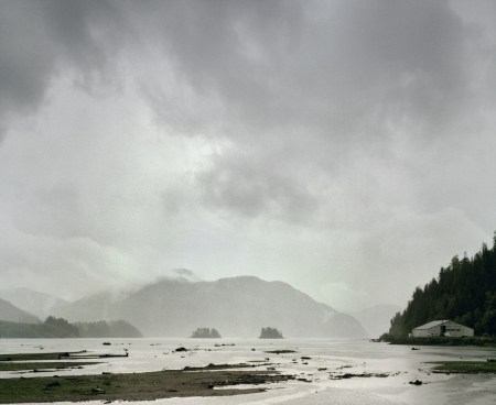 "Stan Douglas, ""Head Bay-Tlupana Inlet""/Courtesy Zena Zezza"