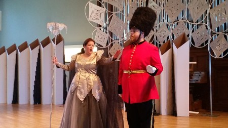 "Gilbert & Sullivan's ""Iolanthe"" comes to Marylhurst University June 6-7."