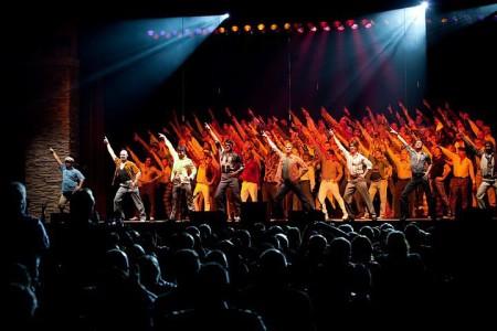 Portland Gay Men's Chorus brings back ABBAQueen June 13 and 19.