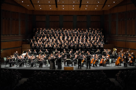 The Oregon Bach Festival concludes July 12.
