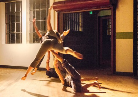 POV has a site-specific dance in this year's Dance+ Festival.