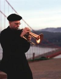 Dmitri Matheny's trio plays throwback jazz on Saturday.