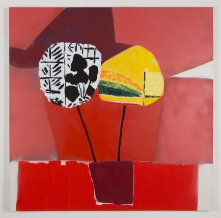 """Leslie Baum, """"co-conspirator""""/Hap Gallery"""