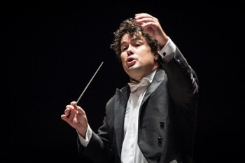"Eugene Symphony music director Danail Rachev will conduct ""Ode to the Future."""