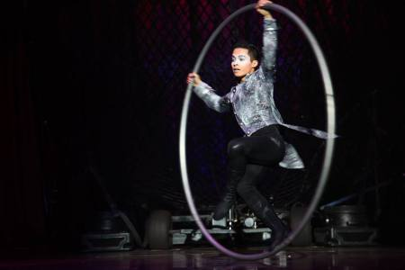 Raymond Silos of Ballet Fantastique