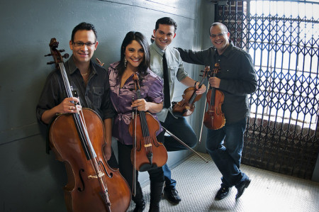 The Dali Quartet perform in Eugene and Portland.