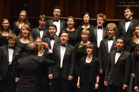 University of Louisville Cardinal Singers.