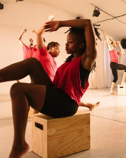 Courtesy of Rejoice! Diaspora Dance Theatre.