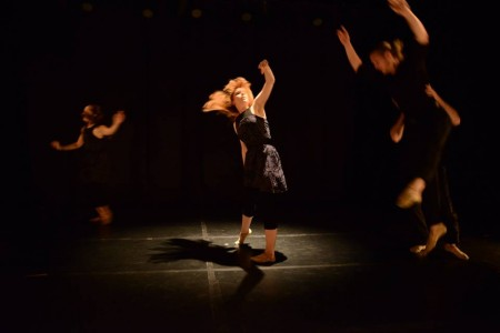 """""""And Just Like That..."""" choreography by: Éowyn Emerald. Photo by David Krebs"""