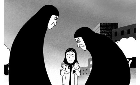 Marjane Satrapi is best known for her graphic novel 'Persepolis' and its film version.