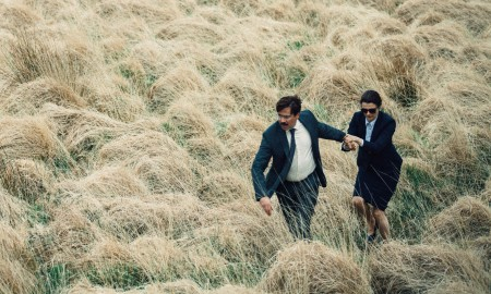 """Movie stars--they're just like us! They go to PIFF too! Colin Farrell and Rachel Weisz star in the offbeat comedy """"The Lobster."""""""