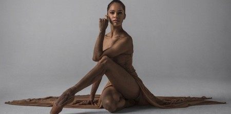 """Dancer Misty Copeland. Photo courtesy of the film """"A Ballerina's Tale – The Incredible Rise of Misty Copeland."""""""