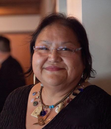 Elizabeth Woody. Photo courtesy Oregon Cultural Trust.