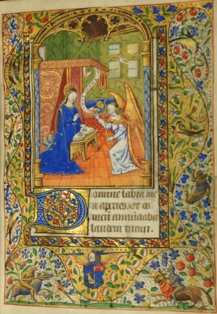 in mulieribus book of hours