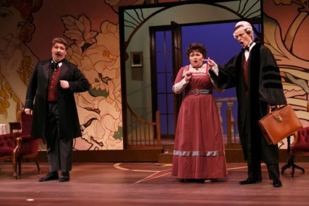 PSU Opera's 'Die Fledermaus' closes this weekend.