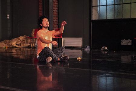 Taka Yamamoto in Rules of Engagement. Photo courtesy of Taka Yamamoto.