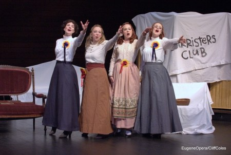 "Astoria Music Festival performs ""Little Women."""