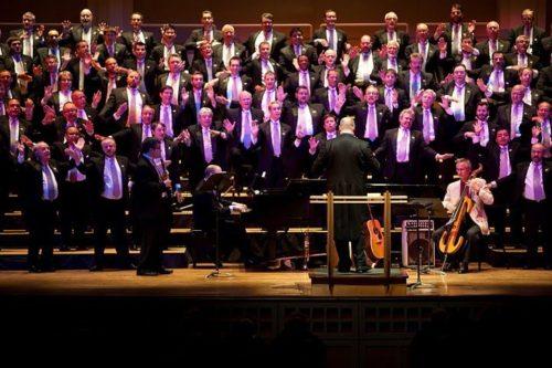 Dayton gay mens choir 2009