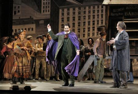 Portland Opera's 'Sweeney Todd.' Photo: Corey Weaver.