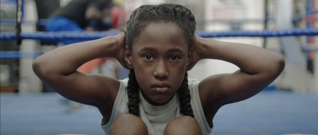 "Royalty Hightower stars in ""The Fits."""