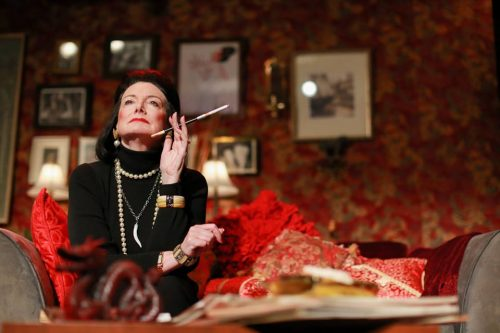 Margie Boulé as Diana Vreeland. Katie Dessin Photography