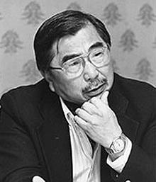 Gordon Hirabayashi in 1988. University of Washington photo.