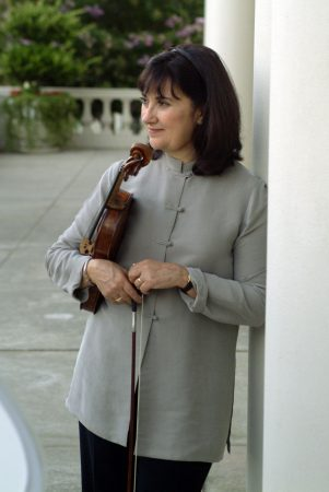 Ani Kavafian. Photo: Bernard Mindich.