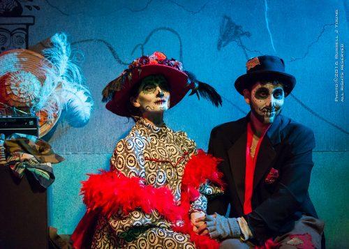"""Milagro's """"El Muerto Vagabundo."""" Photo: Russell J Young"""