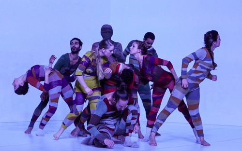 Inbal Pinto & Avshalom Pollak dancers. Photo courtesy White Bird