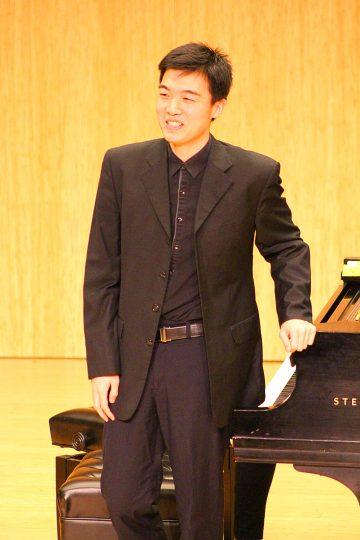 Yihan Chen. Photo: Rich Brase.