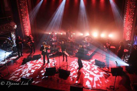 collectif9 performs Thursday at Portland's Alberta Rose Theatre. Photo: Djanna Lich.