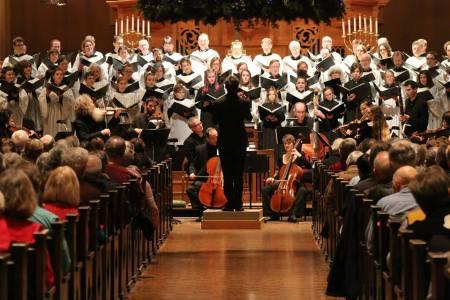 Trinity Choir & Portland Baroque Orchestra: Christmas feast | Oregon ...