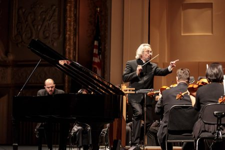 Oregon Symphony reviews: immigrant songs | Oregon ArtsWatch