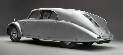 Tatra T77a Sedan, 1938. Photo: Peter Harholdt. Courtesy of Helena Mitchell & John Long.
