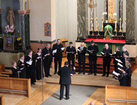 Choral Arts Ensemble & Cappella Romana: many ways of being
