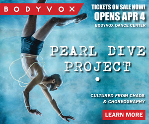 BodyVox Pearl Dive Project