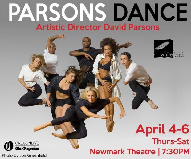 White Bird Parsons Dance