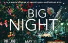 Portland Opera Big Night May 11, 2019