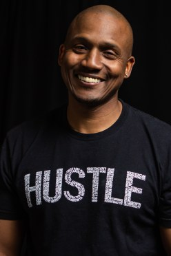 Darnell McAdams began writing poetry in elementary school, but took up the camera only six years ago.