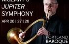 Portland Baroque Orchestra Mozart's Jupiter Symphony