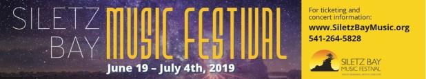 Siletz Bay Music Festival 2019