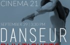 The Portland Ballet Danseur Cinema 21 September 29, 2019