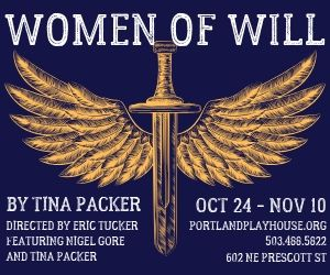Portland Playhouse Women of Will