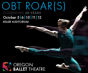 Oregon Ballet Theatre ROAR(S)