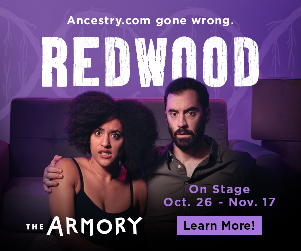 Portland Center Stage at the Armory Redwood