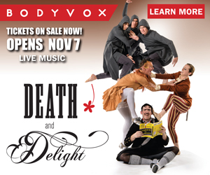 BodyVox Death and Delight