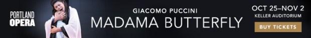 Portland Opera Madama Butterfly