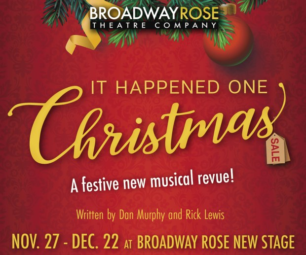 Broadway Rose It Happened One Christmas