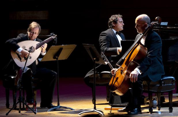 Malek Jandali Trio opens Ashland's The Heart of Humanity series. Photo by Chava Florendo, courtesy Anima Mundi Productions.