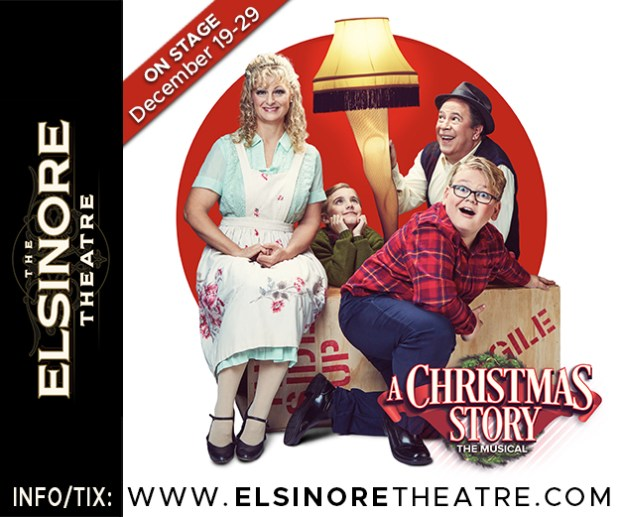 Elsinore Theatre A Christmas Story